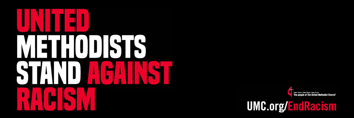 The #EndRacism campaign was an intentional and coordinated effort by The United Methodist Church to actively engage in the ministry of dismantling racism and promoting racial justice. Image by United Methodist Communications.