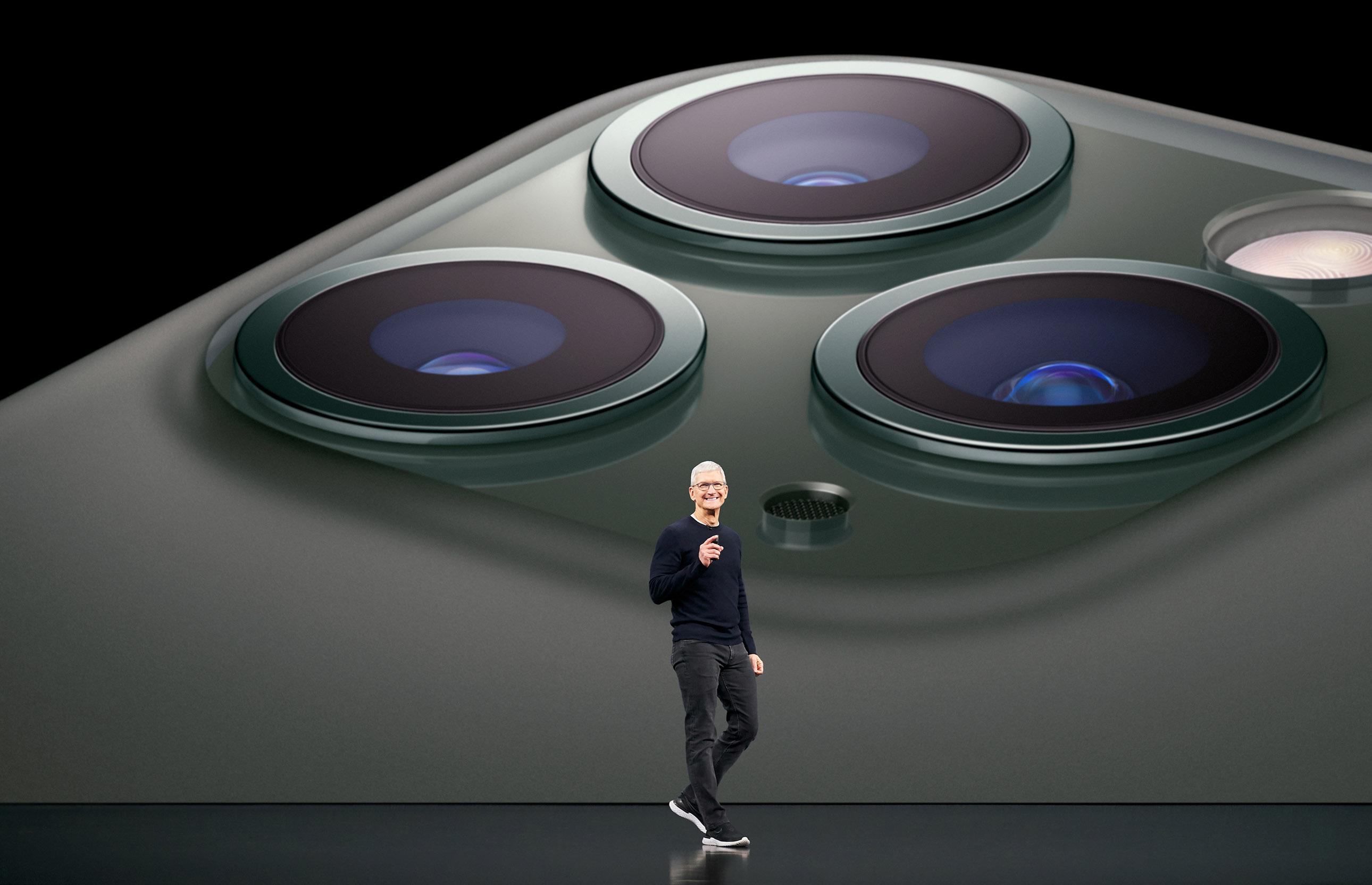 Photo courtesy of Apple Newsroom