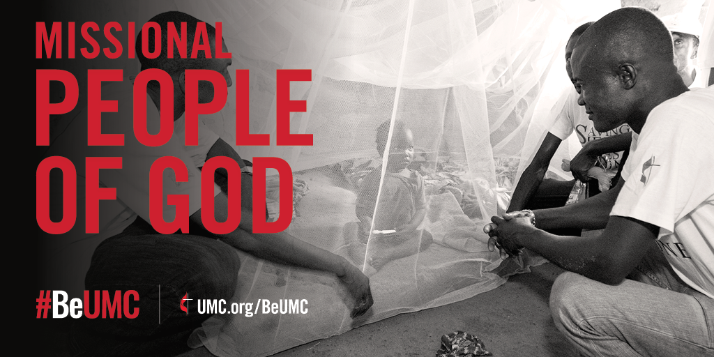 Helping our neighbors, near and far, is the embodiment of faith in action. The People of God campaign launched in 2020 as a celebration of the core values that connect the people of The United Methodist Church.