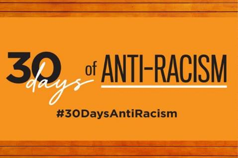 The General Commission on Religion and Race invites all to join in 30 days of antiiracism activities in September 2020.