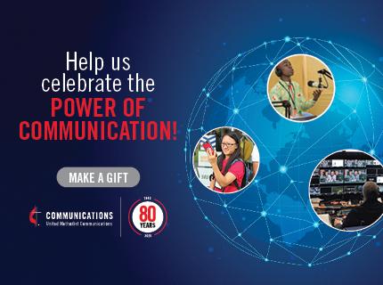 United Methodist Communications 80th Anniversary