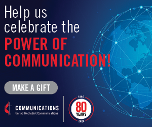 80th Anniversary for United Methodist Communications