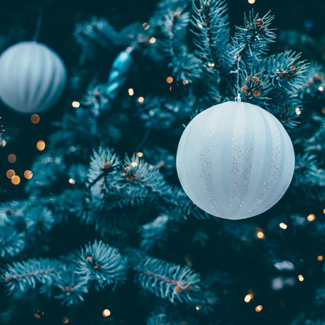 Christmas Instagram Images. Courtesy of Unsplash 2020.