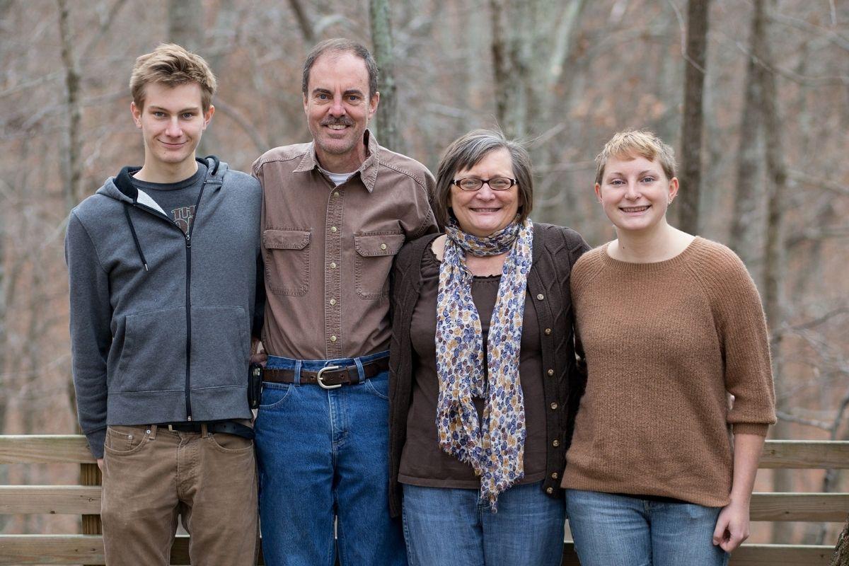 DuBose family photo. (Courtesy of Mike DuBose, UM News.)
