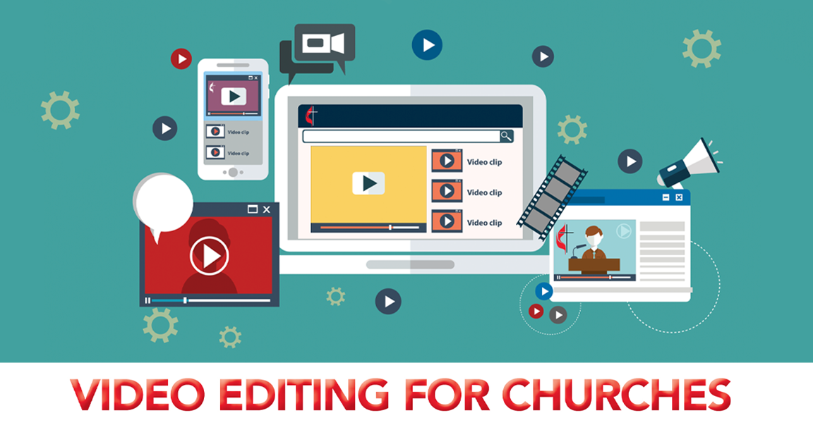 The Video Editing for Churches course will help you learn how to use editing tools like Adobe Rush and iMovie to create videos your members, newcomers, and others will want to see.