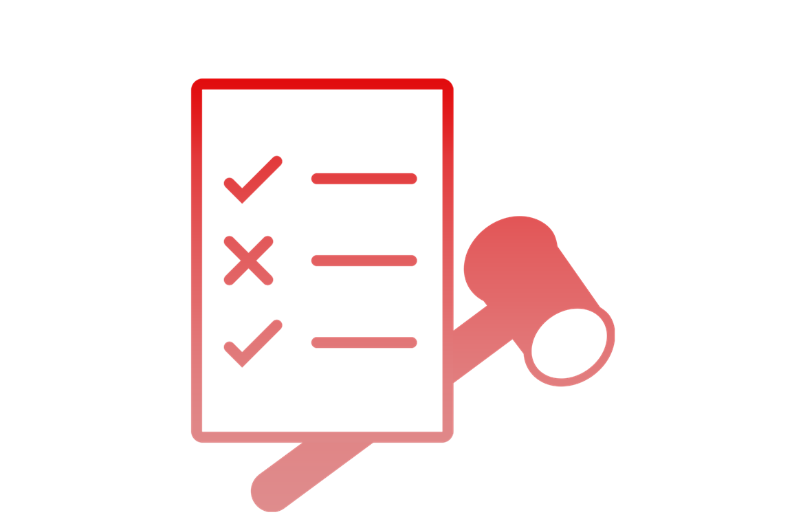 View the rules and procedures that govern the work of the Judicial Council of The United Methodist Church. Image combination of icons rule by akash k  and S. Madsen from the Noun Project.