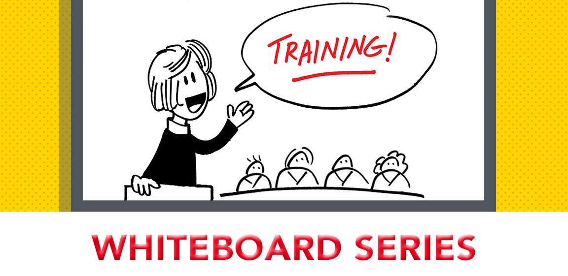 Whiteboard videos are used to deliver important information in a captivating way. Each video in this online training course from United Methodist Communications is five minutes or less and features great content to help equip your church for effective ministry, including topics such as engaging seekers, recruiting volunteers and preparing for Gen Z.