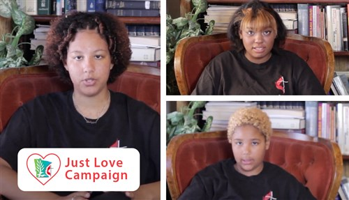 In response to the killing of George Floyd, three young people from Magnolia Park UMC recorded videos describing the racism they've experienced.