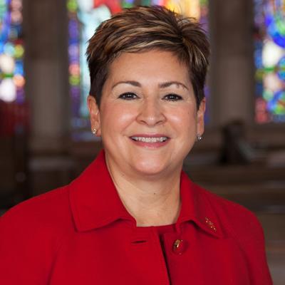 Bishop Cynthia Harvey