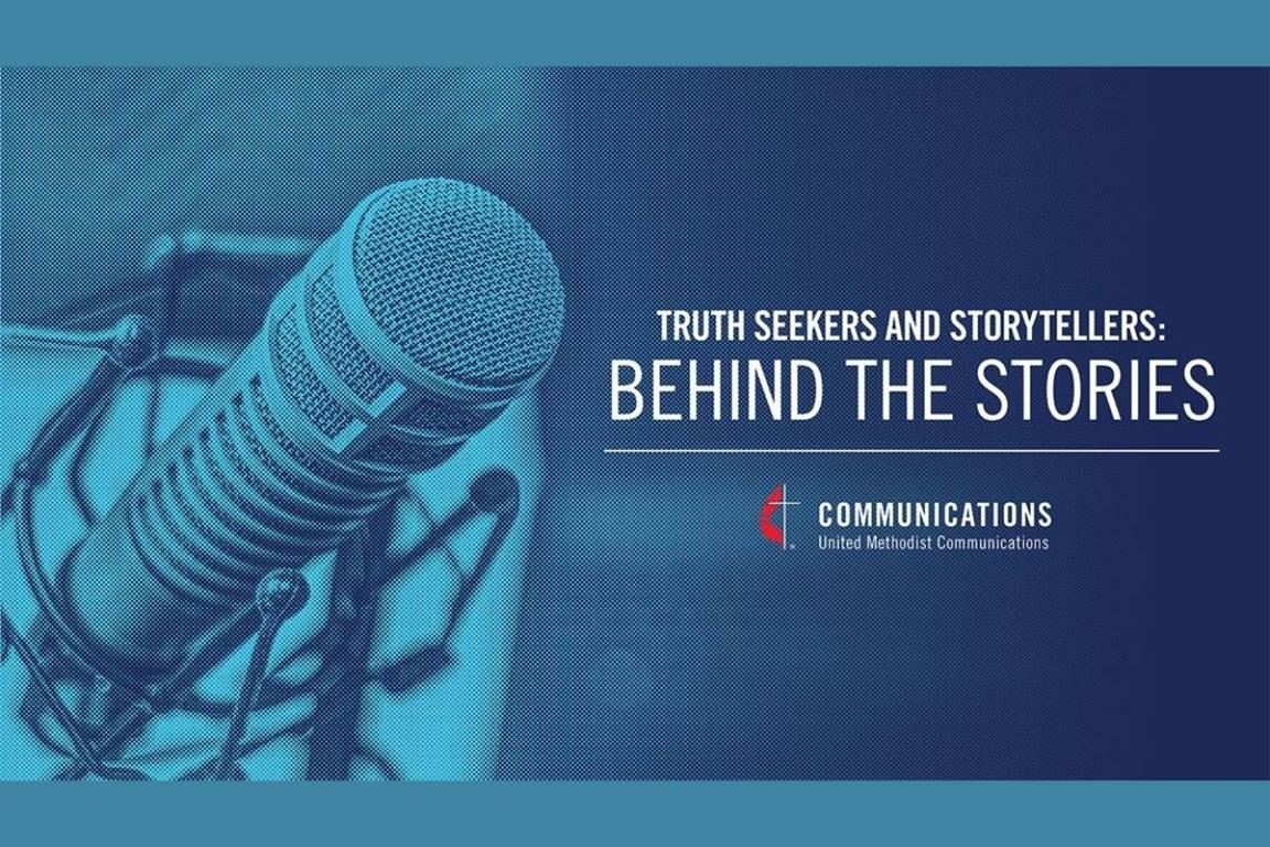 Behind the Stories is a video series where the storytellers share some behind-the-scenes information. (Image by United Methodist Communications.)