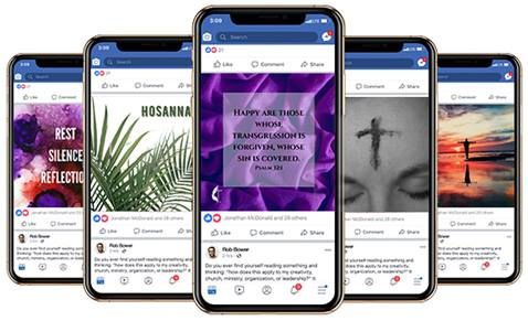 Each Social Media Shareable download set contains graphics created for your social media platforms. Select the season to review social media designs available.