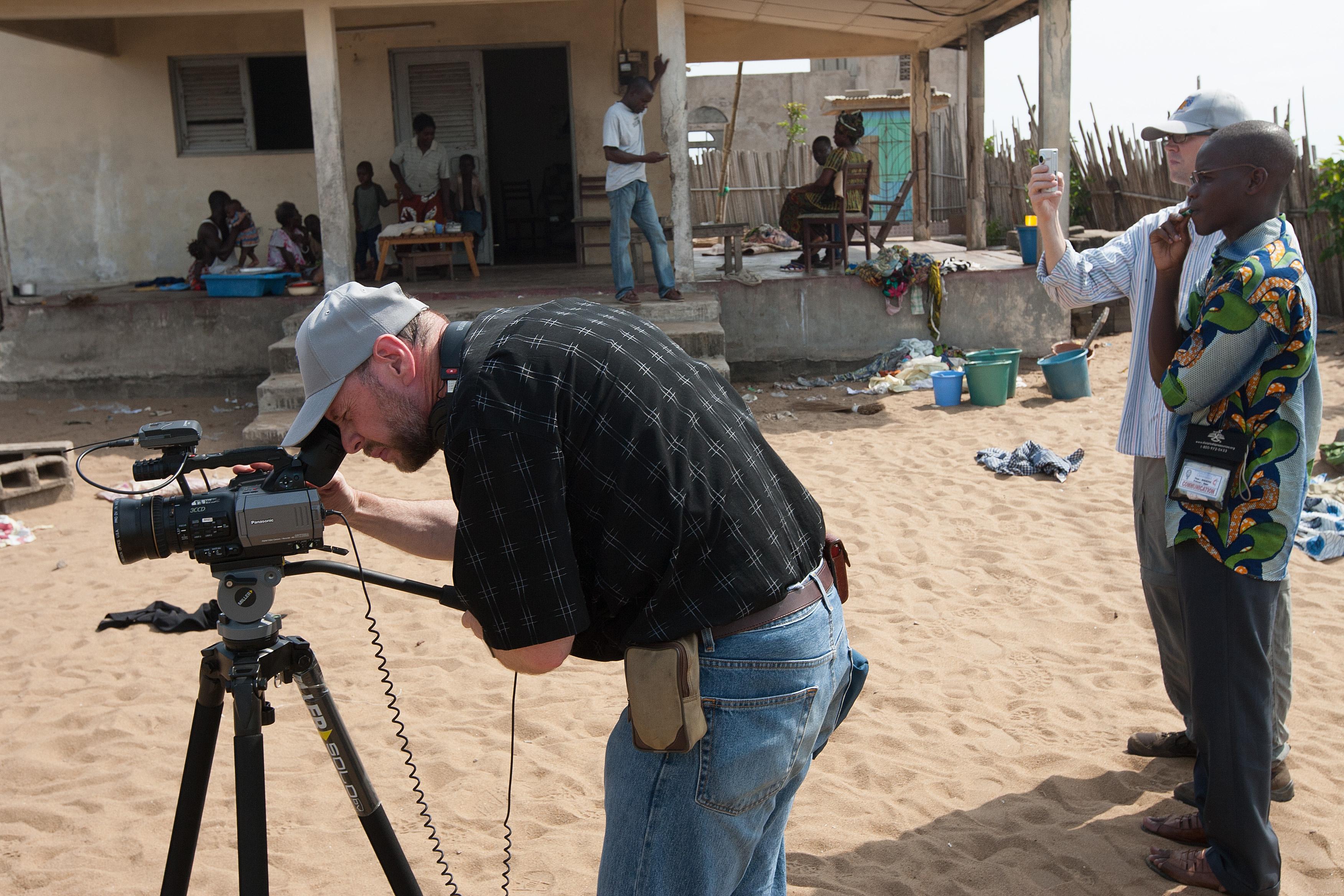 Côte d'Ivoire. A UMNS photo by Mike DuBose / UMC
