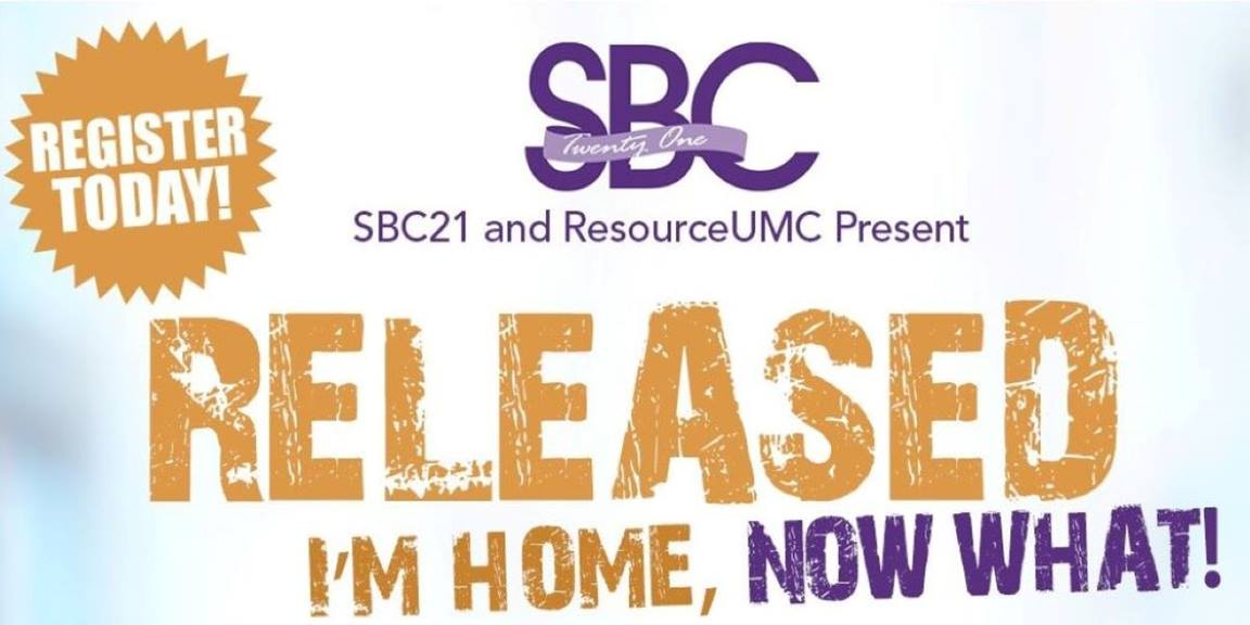 RELEASED: I'm Home, Now What? Logo. Courtesy of SBC21