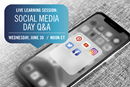 Let United Methodist Communications experts answer your social media questions. (Image by United Methodist Communications.)