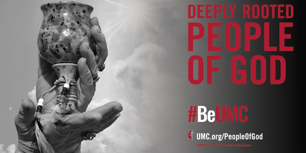 United Methodists are deeply rooted. We find commonality in our rich history, sacraments and values. This is one of the characteristics of United Methodists highlighted by the People of God advertising campaign.