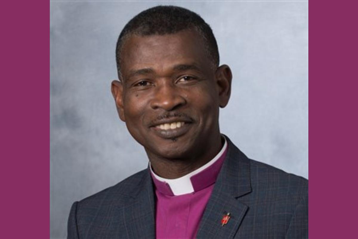 Bishop Gaspar Joao Domingos (Photo courtesy of the Council of Bishops.)