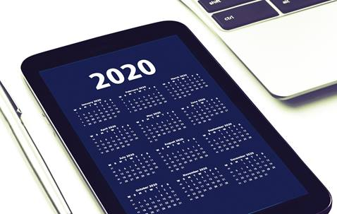 The year 2020 by the numbers: United Methodist Men. Photo by Gerd Altmann, Pixabay.