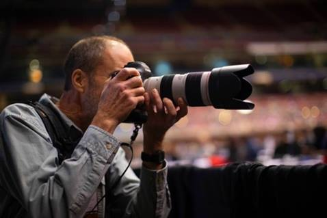 Photojournalist Mike DuBose shares his beautiful photography collection