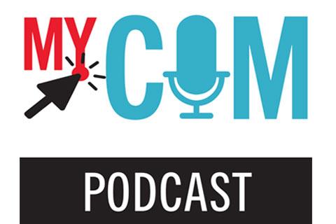 MyCom Podcast Logo