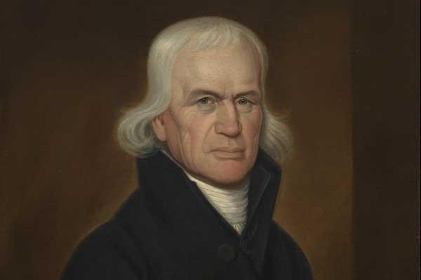 Portrait of Francis Asbury by John Paradise. Public Domain via Wikimedia Commons.