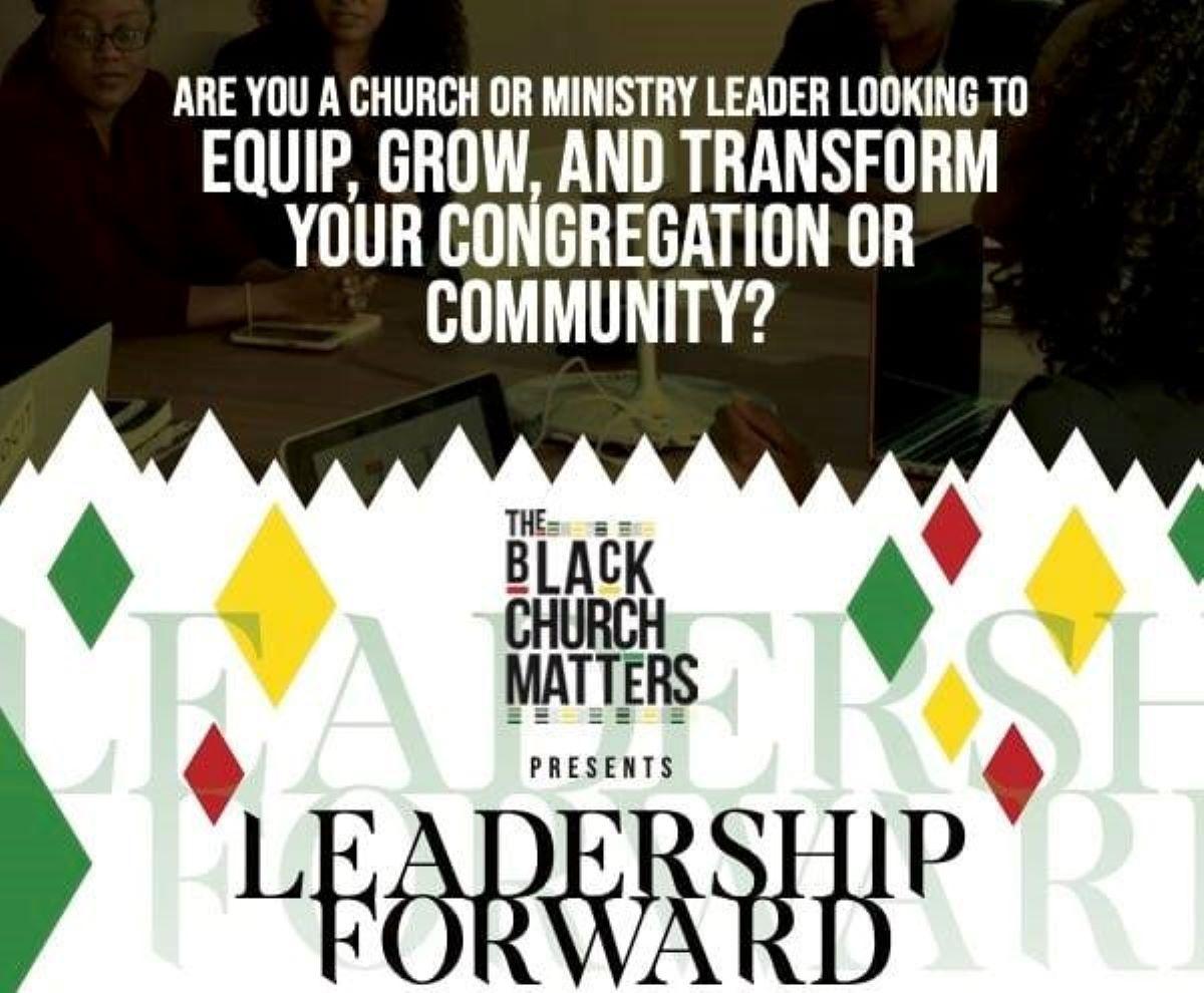 Leadership Forward series promo. Courtesy of SBC21.