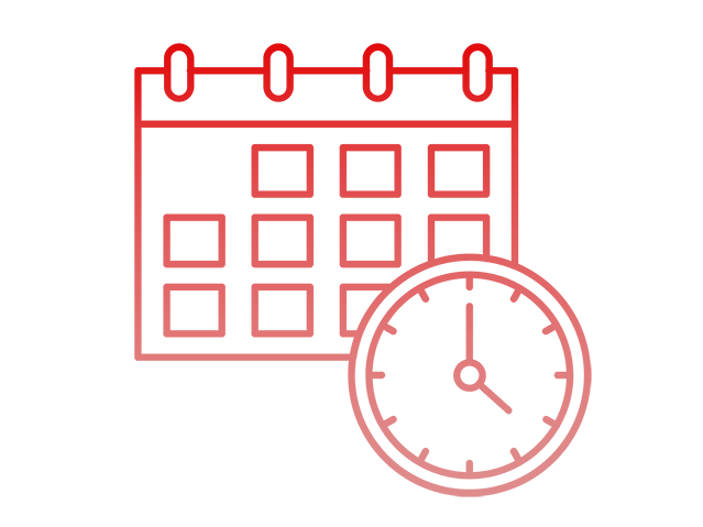 View meeting dates and submission deadlines for the Judicial Council. Icon by rivercon, PK, the Noun Project.